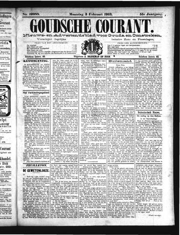 Goudsche Courant 1913-02-03