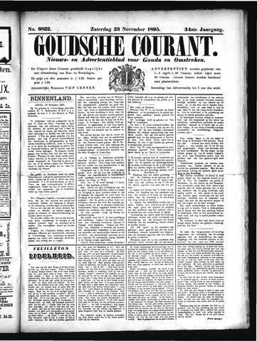 Goudsche Courant 1895-11-23