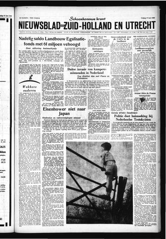 Schoonhovensche Courant 1960-06-17