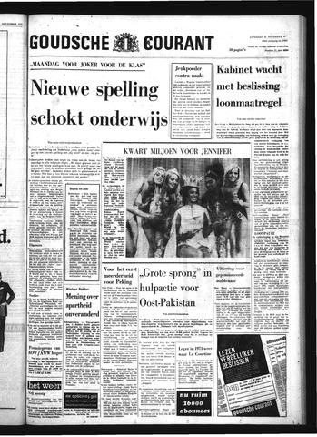 Goudsche Courant 1970-11-21