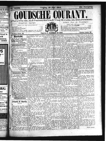Goudsche Courant 1914-06-19