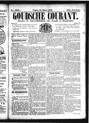 Goudsche Courant 1910-03-25