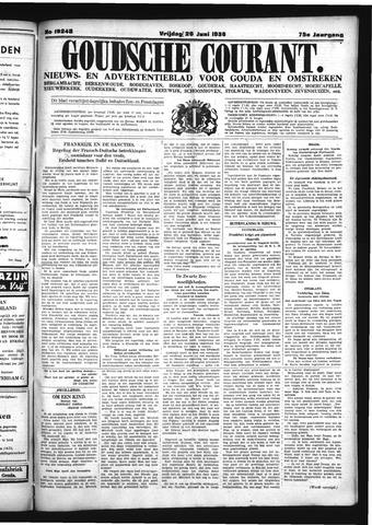Goudsche Courant 1936-06-26