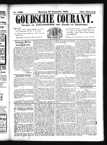 Goudsche Courant 1905-09-25