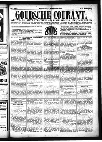 Goudsche Courant 1926-02-03