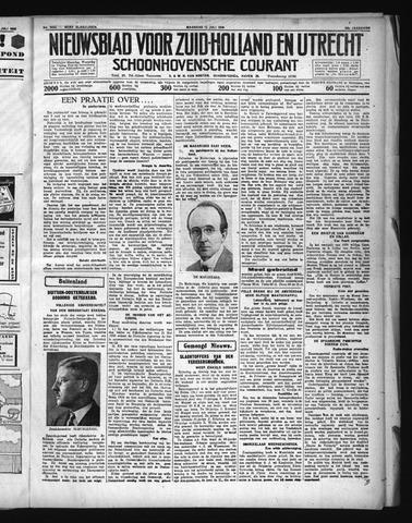 Schoonhovensche Courant 1936-07-13