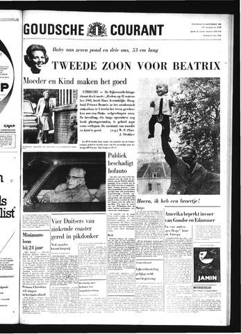 Goudsche Courant 1968-09-25