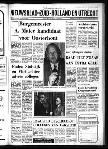 Schoonhovensche Courant 1976-02-18