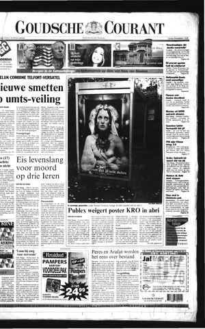 Goudsche Courant 2000-11-02