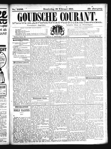Goudsche Courant 1911-02-16