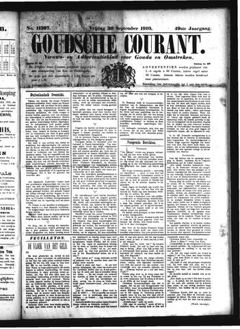 Goudsche Courant 1910-09-30