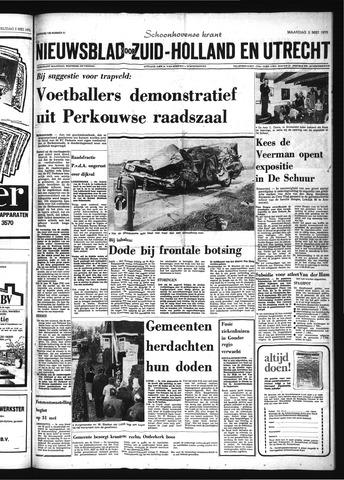 Schoonhovensche Courant 1975-05-05