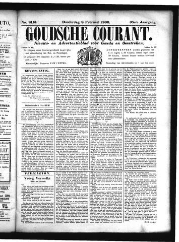 Goudsche Courant 1900-02-08