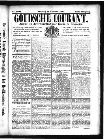 Goudsche Courant 1895-02-26
