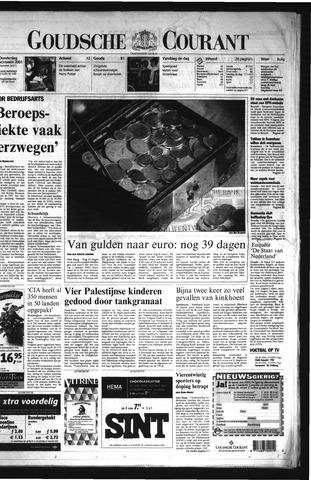 Goudsche Courant 2001-11-22
