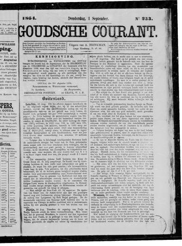 Goudsche Courant 1864-09-01