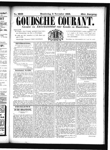 Goudsche Courant 1903-11-05