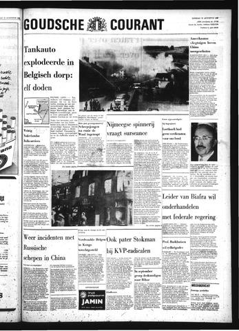 Goudsche Courant 1967-08-22