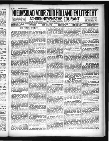 Schoonhovensche Courant 1935-07-03