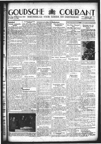 Goudsche Courant 1942-11-24