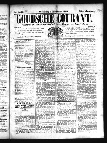 Goudsche Courant 1899-11-01
