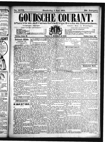 Goudsche Courant 1911-06-01