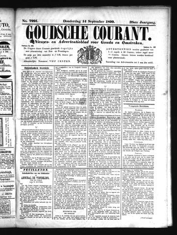 Goudsche Courant 1899-09-14