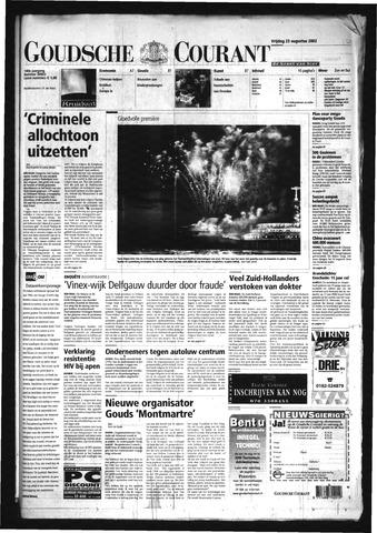 Goudsche Courant 2002-08-23