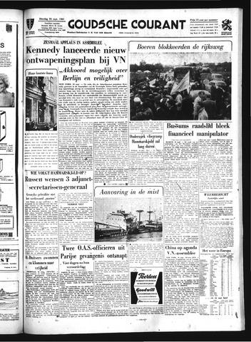 Goudsche Courant 1961-09-26