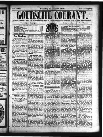 Goudsche Courant 1916-01-24