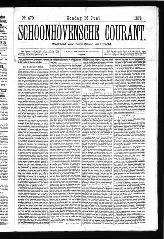 Schoonhovensche Courant 1878-06-16