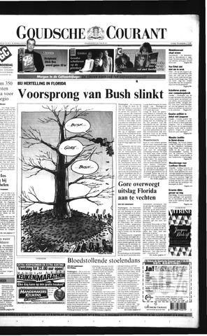 Goudsche Courant 2000-11-09