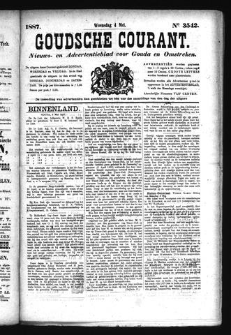 Goudsche Courant 1887-05-04