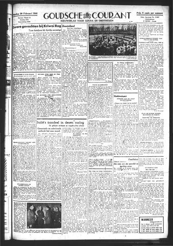 Goudsche Courant 1944-02-29