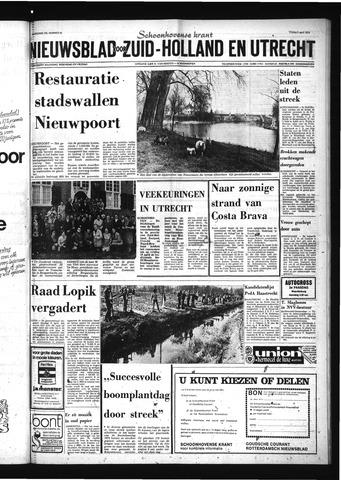 Schoonhovensche Courant 1974-04-05