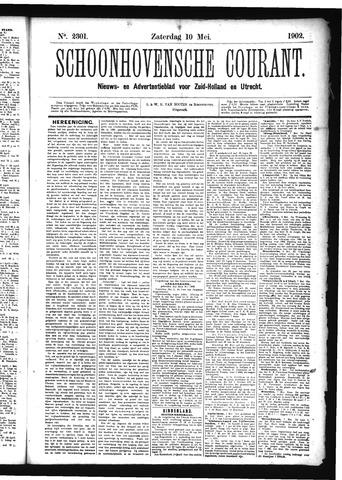 Schoonhovensche Courant 1902-05-10