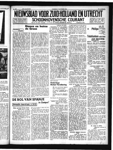 Schoonhovensche Courant 1940-09-18