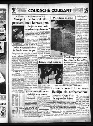 Goudsche Courant 1961-08-31