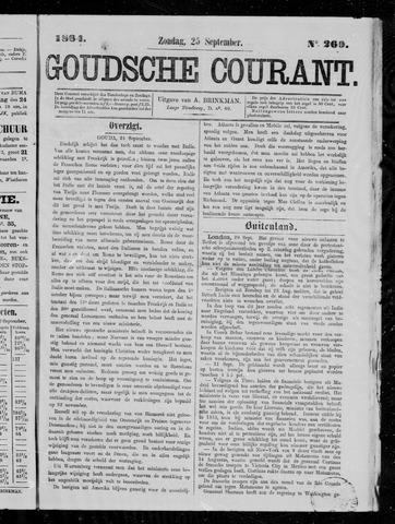 Goudsche Courant 1864-09-25