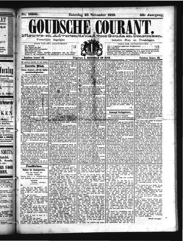 Goudsche Courant 1916-11-25