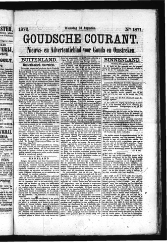 Goudsche Courant 1876-08-23