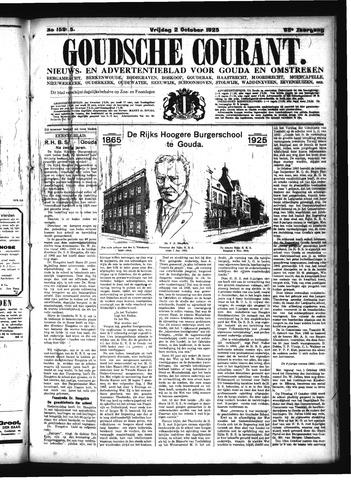 Goudsche Courant 1925-10-02