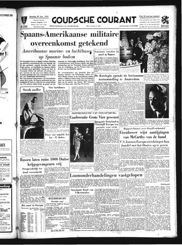Goudsche Courant 1953-09-28