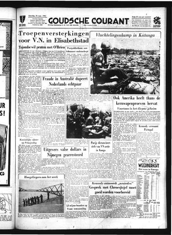 Goudsche Courant 1961-09-16