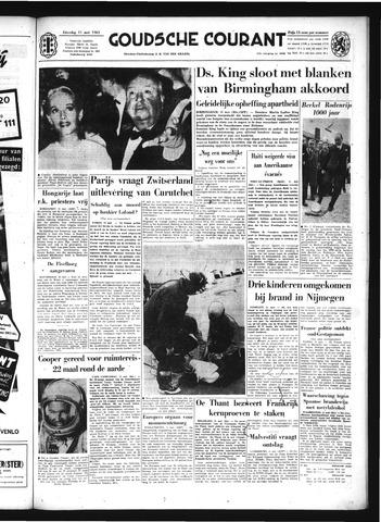 Goudsche Courant 1963-05-11