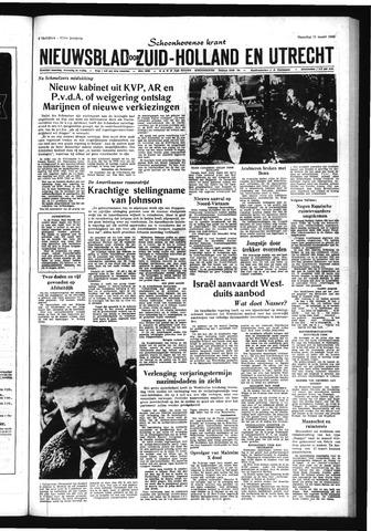 Schoonhovensche Courant 1965-03-15