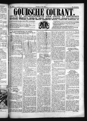Goudsche Courant 1937-05-11