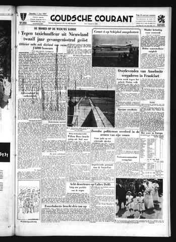 Goudsche Courant 1957-06-01