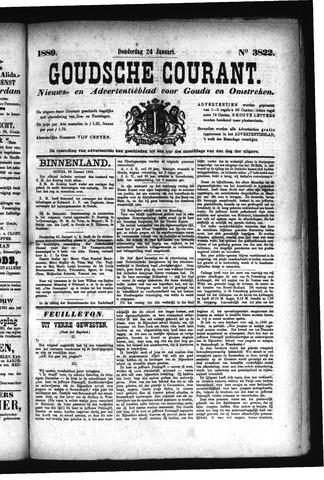 Goudsche Courant 1889-01-24