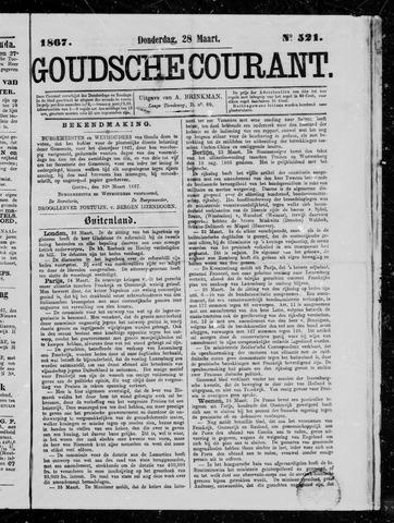 Goudsche Courant 1867-03-28